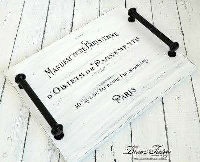 tavita vintage manufacture parisienne dreams factory. Black Bedroom Furniture Sets. Home Design Ideas