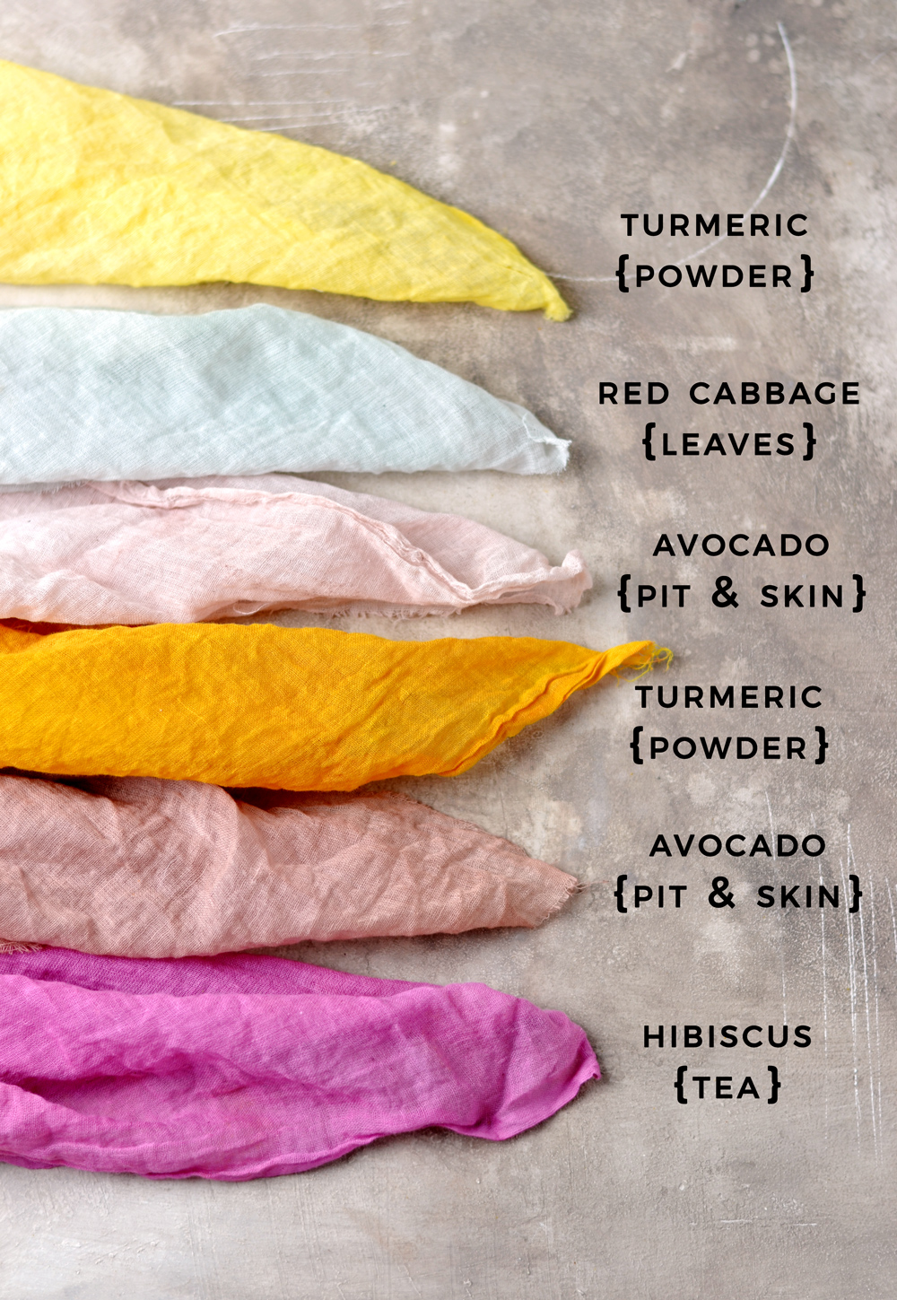 How To Make Natural Dyes For Fabric A Few Beautiful And Colorful Experiments Dreams Factory