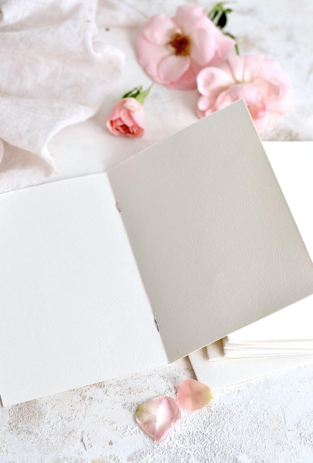 5 Minute DIY Notebooks
